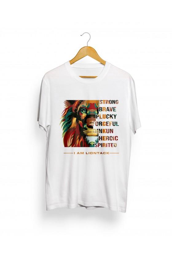 Camiseta Camionero ilustración | I am Liontack