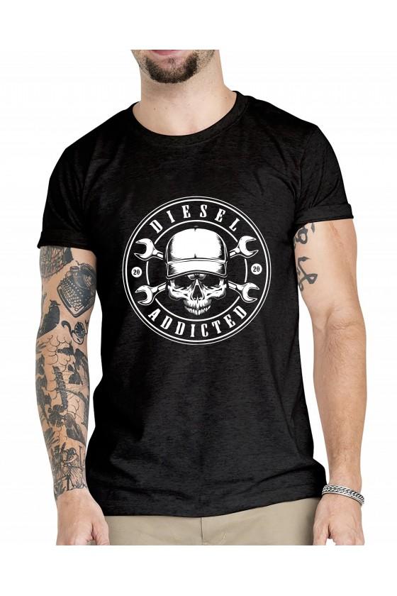 Camiseta Camionero ilustración   Addicted 2020