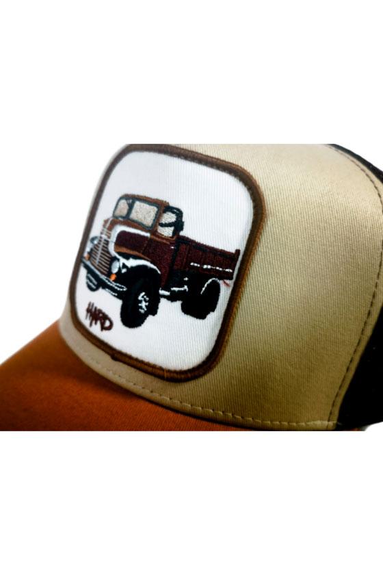 Gorra Trucker Classic / Camión Clásico Leyland Comet - Hard